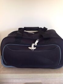 HOLDALL with WHEELS (black)
