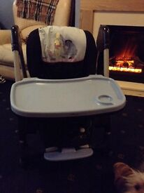 Hauck Baby High Chair