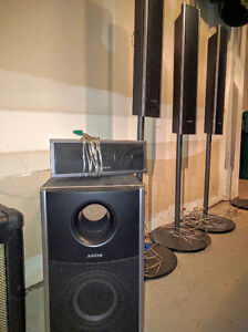 Sony 5.1 Home Theater Surround Sound System