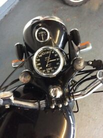 At Hurricane Vintage AJS 18s 500cc 1954 Ready to Go Not Harley Davidson BSA Triumph