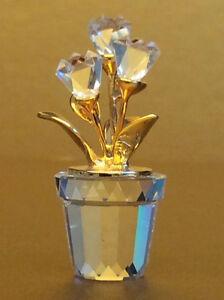 Swarovski Crystal Potted Flowers 9460 NR 000 154