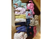 Baby girl clothes designer bundle 6-9 mnths
