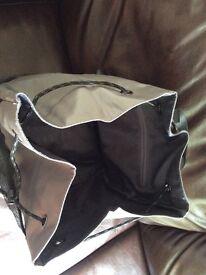 Versace Backpack & Dust Bag