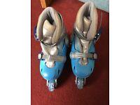 Young Boys Roller Skates