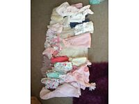 More than 30 items! Baby girl 0-3 months
