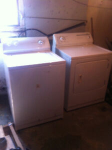 Washer dryer ken more full size excellent condition