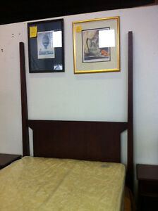 TETES DE LIT - DOUBLE - HEADBOARDS