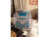 Hamster small rodent cage