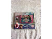 Frozen digital watch & purse gift set brand new