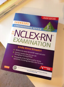 Saunders Comprehensive Review for the NCLEX-RN, 6th edition