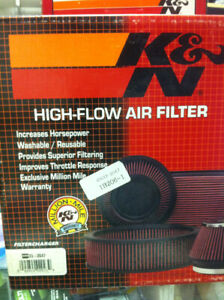 K&N REPLACEMENT AIR FILTER 33-2047