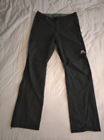 "Mountain Equipment Ibex Trousers 30"" Reg"