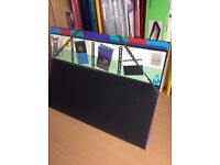 DOCUMENT FILE ORGANISER - 8 Part Dividers. NEW