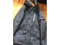 Supply and demand parka jacket
