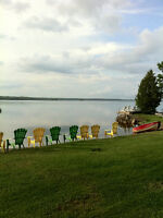 Labour Day Holiday Weekend Special Cottage Rental on Lake