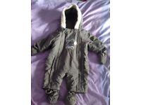 Mothercare snowsuit 3-6months