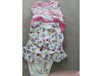 Girls clothes bundle age 3-6 months