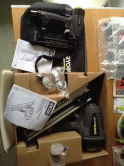 Ryobi Airwave framing nail gun & brad finish nailer North Narrabeen Pittwater Area Preview