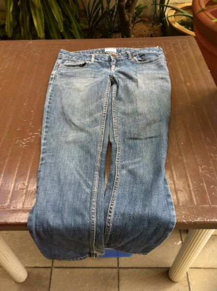 Aeropostale Jeans. Model is Bayla Skinny Short Court Size 7/8.