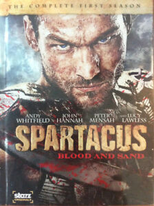 Spartacus: Blood and Sand-Season 1 box set