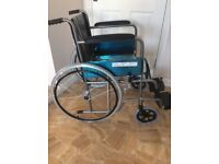 Wheelchair Self propelled Brand New (Can Deliver)
