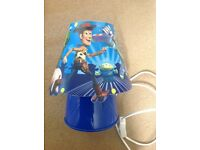 Toy Story bedside lamp excellent condition