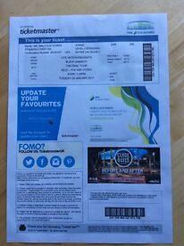 Black Sabbath Glasgow Ticket