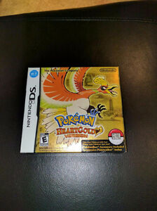 Pokemon Heartgold Sealed!