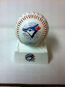 Toronto Blue Jays Replica Autographed Baseball Early 1990's *SGA