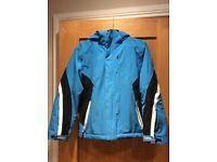 Boys CMP ski wear with ski jacket trousers hat and gloves