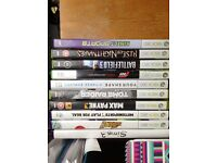Xbox and Kinect games + 2 PC games