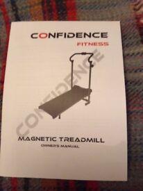 Magnetic Treadmill