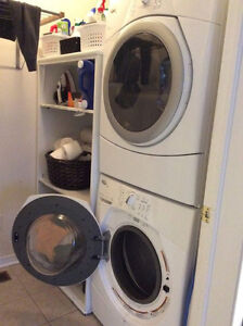 Whirlpool Duet Washer and Dryer *AS IS condition* Peterborough Peterborough Area image 1
