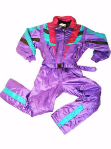One Piece Ski Suit Rentals: Retro Ski Wear