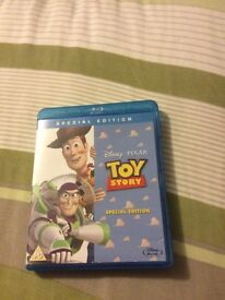 Toy story blue ray