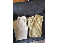 GUCCI AND KAPPA TROUSER BUNDLE ITALIAN SIZE 50