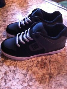 Size 10.5 Youth DC shoes