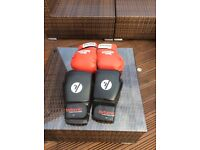 Bytronic martial arts gloves