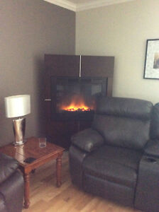 Electric Decorative Fireplace