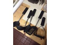 Quality kitchen utensils £6 the lot (collection coventry)