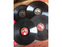 Old 78s records