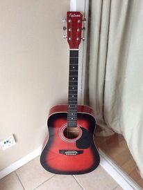 3/4 Falcon Acoustic Guitar