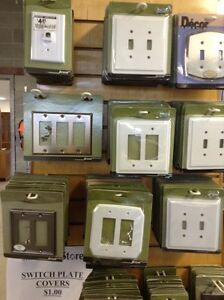 Switch Plate Covers at HFHGTA ReStore East York