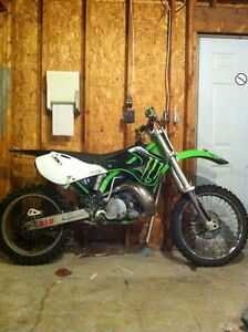 Awesome KX250! Must See!