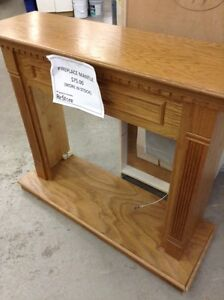 Fireplace Mantles at Waterloo Restore Kitchener / Waterloo Kitchener Area image 2