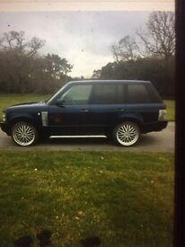 Range Rover vouge tb6