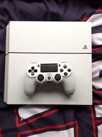 Ps4 500gb White (faulty controller)