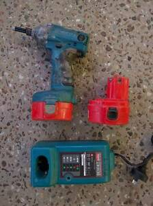 MAKITA CORDLESS DRILL / RATTLE GUN - WORKING! Coorparoo Brisbane South East Preview