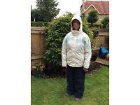 Animal ski jacket size 14