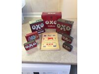 Vintage OXO tins and Cookbook MUST SELL MOVING THURSDAY